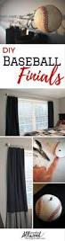 Kitchen Curtains Searsca by Best 25 Baseball Curtains Ideas On Pinterest Sports Room Kids