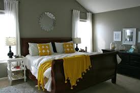 Bedroom Decorating Ideas Yellow And Blue 79 Finest Grey Decor Awful Picture Gray