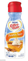 Pumpkin Spice Baileys Uk by 30 Pumpkin Flavored Foods And Drinks To Buy Fall 2017 Daily