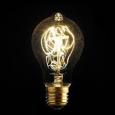 220v e27 40w incandescent bulbs filament light vintage retro