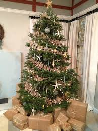 Seashell Christmas Tree Skirt by 361 Best Coastal Christmas Images On Pinterest Beach House