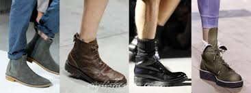 Spring Summer 2013 Mens Fashion Shoes Trends