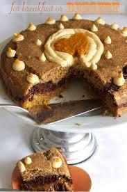 Healthy Chocolate Pumpkin Desserts by Chocolate Pumpkin Cornbread Cake Marla Meridith