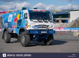 Russian Truck Rally Kamaz Rides, Team