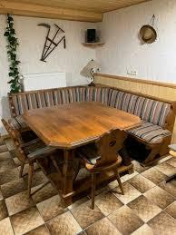 voglauer esszimmer eckbank 2 stühle tisch