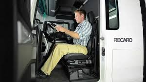 100 Semi Truck Seats RECARO Perfect Seat Adjustment In Commercial Vehicles YouTube