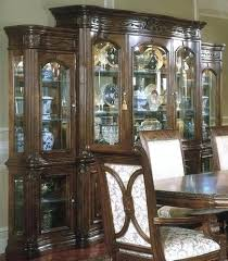 How To Decorate A China Cabinet Decorating With Corner China Cabinets