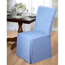 Slipcovered Parsons Chair Cheap Dining Room Covers Beautiful Chambray Slipcover Parson Cover