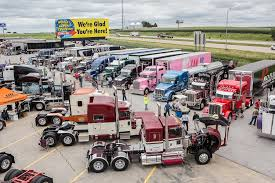 Trucker's Jamboree Begins In Walcott Today