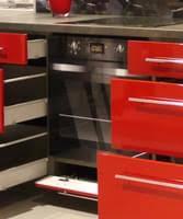 küchenblock küchenzeile komplett küche u form 9 tlg grau latte