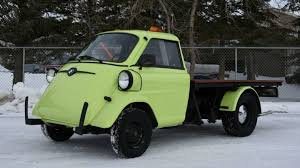 BMW Isetta Pickup For Sale - The Drive