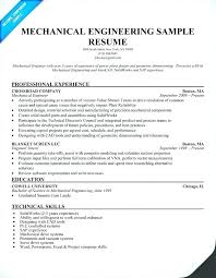 Experienced Engineer Resume Sample 1 Year Software