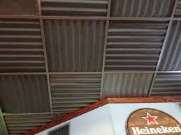 2x4 Suspended Ceiling Tiles by Dazzle Faux Tin Ceiling Tiles Paintable Tags Tin Look Ceiling