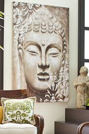 Buddha Wall Art Stunning D M14 In Inspiration To Remodel Home With