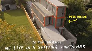 100 Shipping Containers For Sale New York We Live In A Container The Homesmiths Apartment Therapy