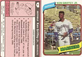 1990 Upper Deck Ken Griffey Jr ken griffey jr checklist supercollector catalog