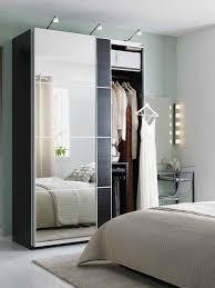 porte coulissante chambre armoire dressing porte coulissante pour chambre idees
