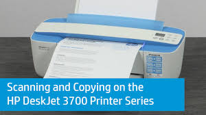 Hp Printer Help Desk by Loading Documents Or Photos And Copying On The Hp Deskjet 3700