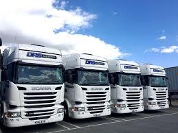 Pirelli Partners DRS Logistics : Tyrepress