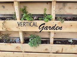 Pallet Vertical Gardening Make Your Own Garden With Pots