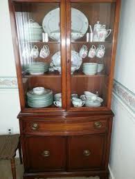 drexel duncan phyfe mahogany 42 china cabinet duncan phyfe