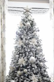 Prelit Christmas Tree That Lifts Itself by Decked U0026 Styled Holiday Tour A Christmas Bedroom Zdesign At Home