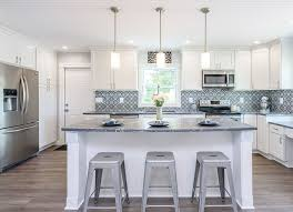 Wellborn Forest Champagne Cabinets by Crown Your Semi Custom Cabinets With Serious Ceiling Style