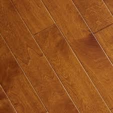 Floor Muffler Vs Cork Underlayment by Home Legend Hand Scraped Maple Sedona 3 8 In T X 3 1 2 In W X