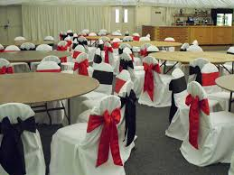 Alternative Black And Red Satin Bows On White Chair Covers ... Arm Chair With Two Off White Loose Washable Covers In Falmouth Chair Covers And Sashes Clearance Costco Seat A Sets Outdoor Cushion 16 Easy Wedding Decoration Ideas Twis Weddings Youtube Ausgezeichnet Off White Ding Room Hutch And Small Bench Wood Table Amazon Com Patio Chaise Lounge Chairs Sale Wicker In Patio Ruffle Hoods Wedding Party Planning 2019 Faszinierend Lusi Glass 4 For Bistro Los Oak Cushions Fniture Waterproof Marvelous Porch Lots