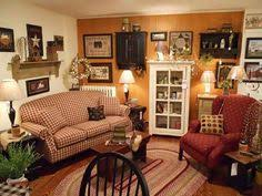 Primitive Living Room Wall Decor by Manufactured Home Decorating Ideas Primitive Country Style