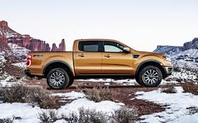 100 Ford Ranger Trucks Auto Review Sees A Market For A New As Pickup Truck