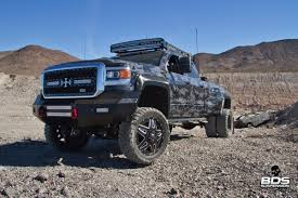 Project Trucks: High Honor GMC Dually | BDS