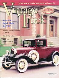 100 Vintage Truck Magazine Vol11 No 3 Various Amazoncom Books