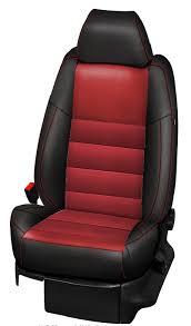 couvre siege auto cuir housse de siège voiture cuir synthétique noir et 50001r