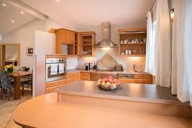 penthouse mit terrasse küche picture of das gruene bio