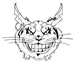 Cheshire Cat Pumpkin Stencil Printable by Cheshire Cat Coloring Pages Simple New Top Hat In In Planning