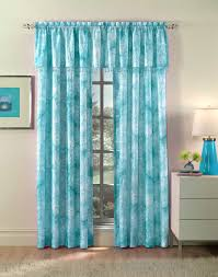 Kohls Curtains And Drapes by Bathroom Handsome Turquoise Curtains Home And Textiles Ombre