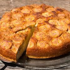 recette gâteau au thermomix banane et chocolat blanc