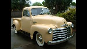100 1947 Chevy Truck 1954 Pickup Tribute YouTube