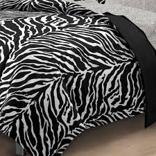 My Room Zebra Bed Set Walmartcom