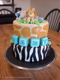 71 Best Jungle Cake Images On Pinterest Boy Shower Jungle Cake