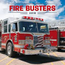 Fire Truck Calendar - 2018 Calendar - Calendar 2017 - Fire Busters ...
