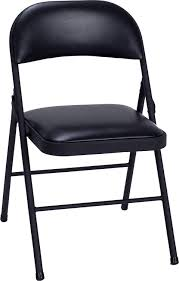 Amazon.com: Cosco Vinyl Folding Chair Black (4-pack): Kitchen & Dining Barstools And Chairs Mandaue Foam Philippines Lafuma Mobilier French Outdoor Fniture Manufacturer For Over 60 Years Paris Stackable Polycarbonate Ding Chair Csp Plastic Imitation Wood Chair Back Cross Chairs Leggett Platt Bedrom Headboard Bracket Kit Folding Adjustable Kids Tables Sets Walmartcom Santa Clara Fniture Store San Jose Sunnyvale Leisure Thicken Waterproof Oxford Cloth Armchair Easy Moran Charles Bentley Metal Bistro Set Buydirect4u Patio Home Direct
