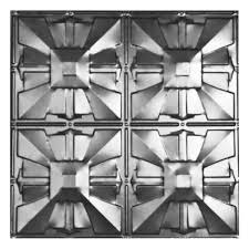 24 inch x 48 inch plate pattern 314 12 inch repeat tin ceilings