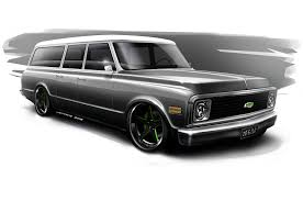 100 Lmc Truck Chevy 1971 Suburban S Accessories And