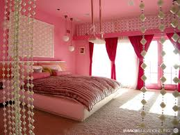 Pink Bedroom Ideas For Teenage Girls And The Is Dominated By Color Girly Decorating