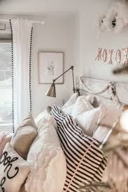 Grandin Road Christmas Trees by Girls Christmas Bedroom Makeover U2014 House Of Five