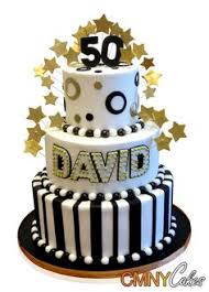 Black and gold cake for a man s 60th birthday Adult Birthday Cakes Pinterest