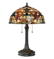 Tensor Desk Lamp Led by Stained Glass Tiffany Lamps Dale Tiffany U0026 Quoizel