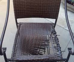 Diy Replace Patio Chair Sling by Best 25 Patio Chairs Ideas On Pinterest Diy Patio Furniture 2x4